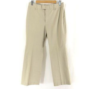 Banana Republic Womens Pants Harrison Khaki Cotton